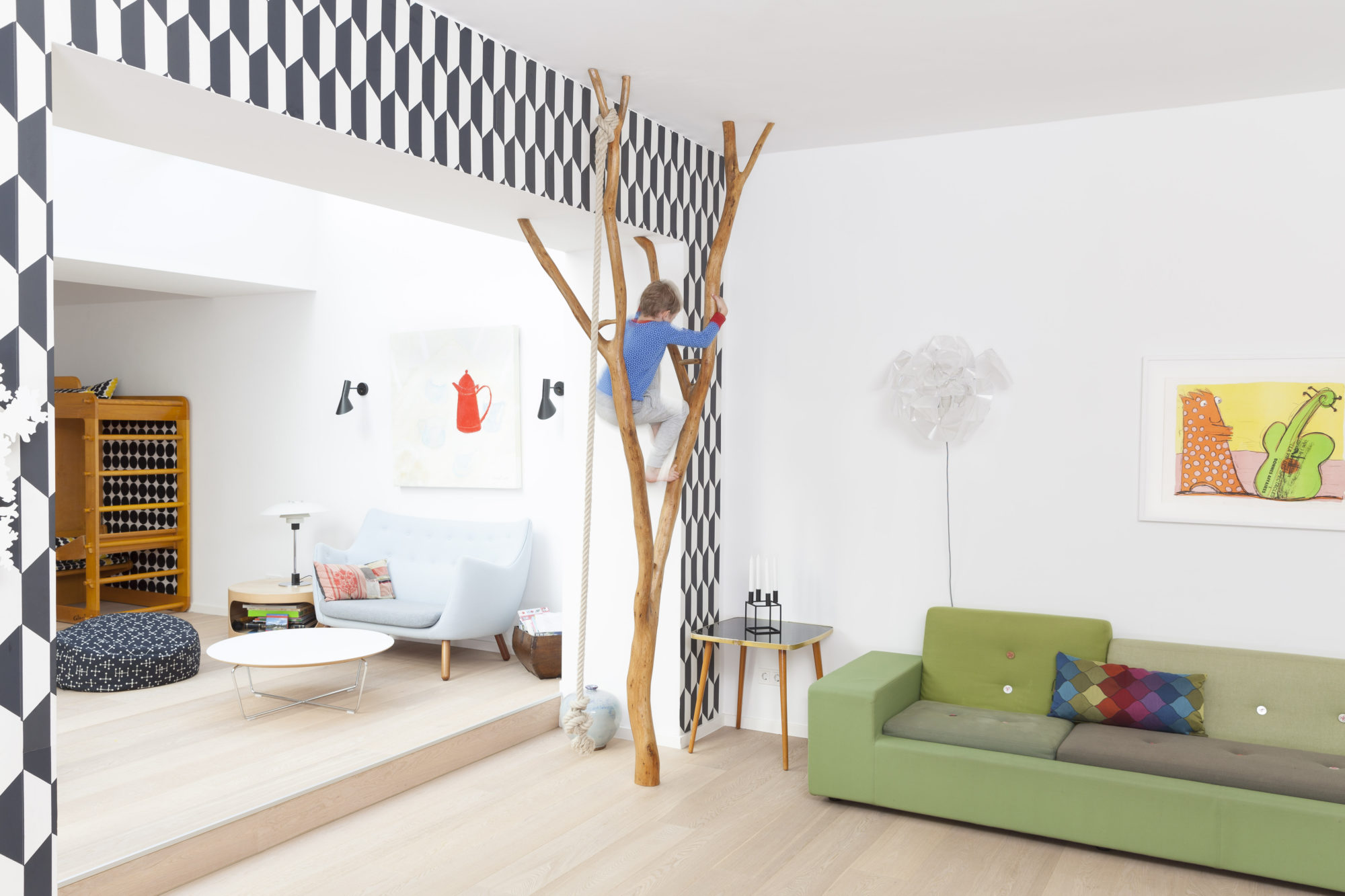 kletter und designobjekt badabaum. Black Bedroom Furniture Sets. Home Design Ideas